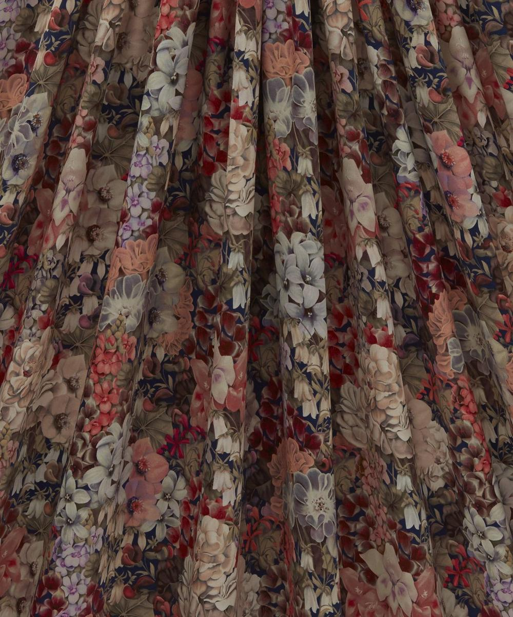 Painted Journey Silk Satin