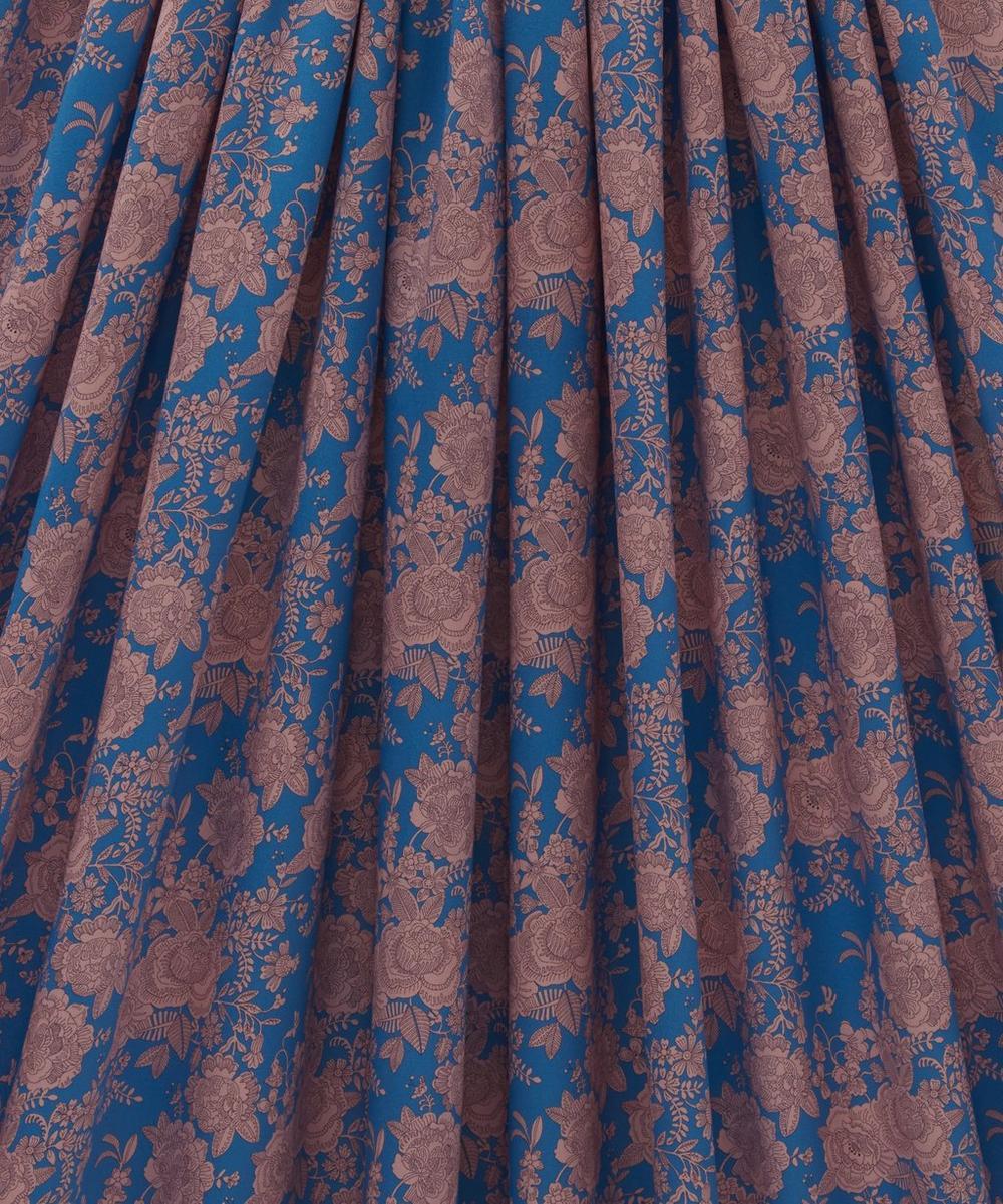 Cambridge Lace Silk Satin