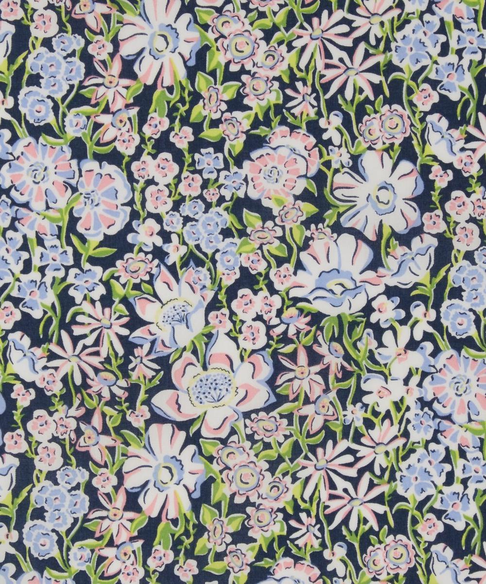 White Garden Tana Lawn Cotton
