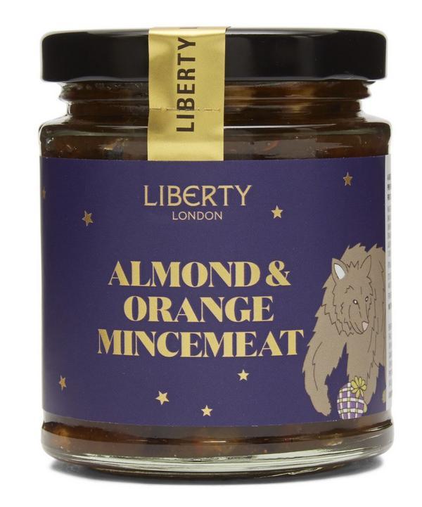 Almond & Orange Mincemeat