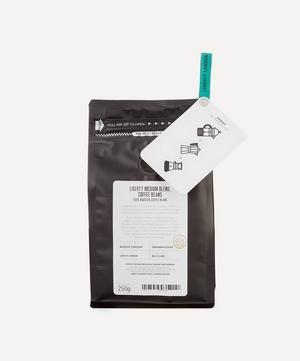Medium Blend Roasted Coffee Beans 250g