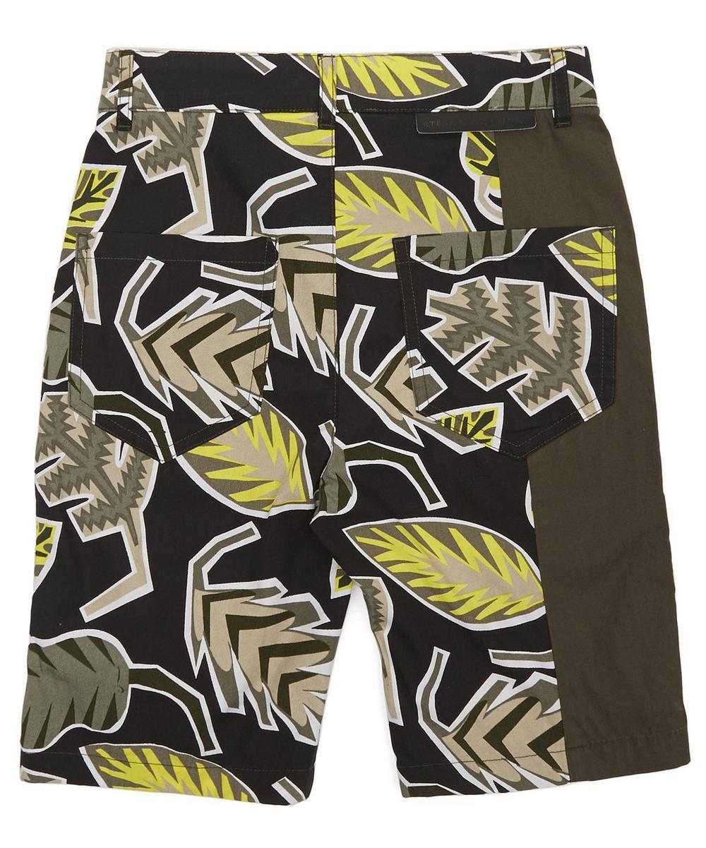 Palm Leaf Shorts 3-8 Years