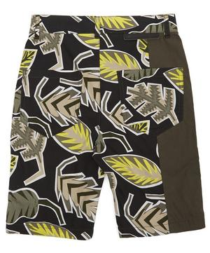 Palm Leaf Shorts 3-8 Years
