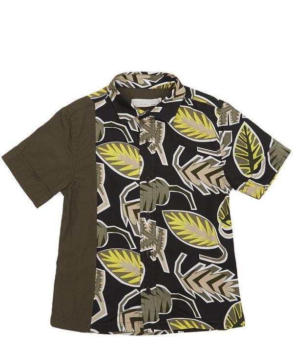 Palm Leaf Shirt 2-8 Years