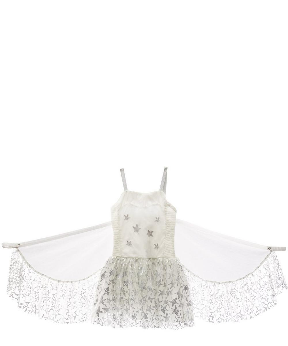 Sparkle Star Dress 4-8 Years