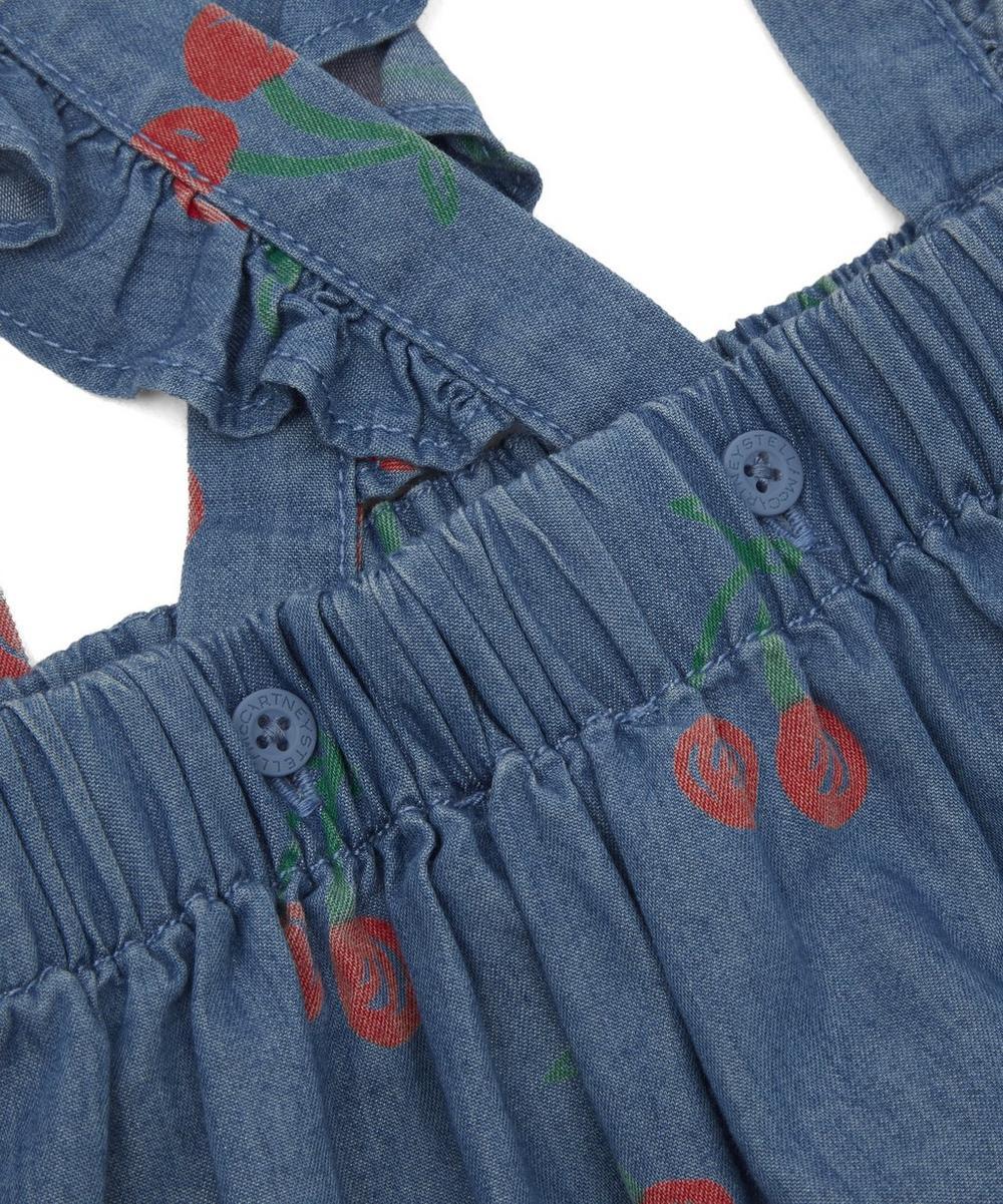 Cherry Braces Skirt 3 Months-2 Years