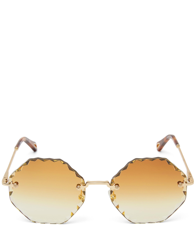 ac4efb043fe Poppy Hexagon Sunglasses