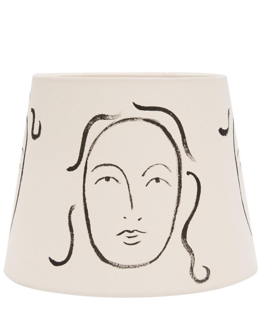 Faces Lampshade