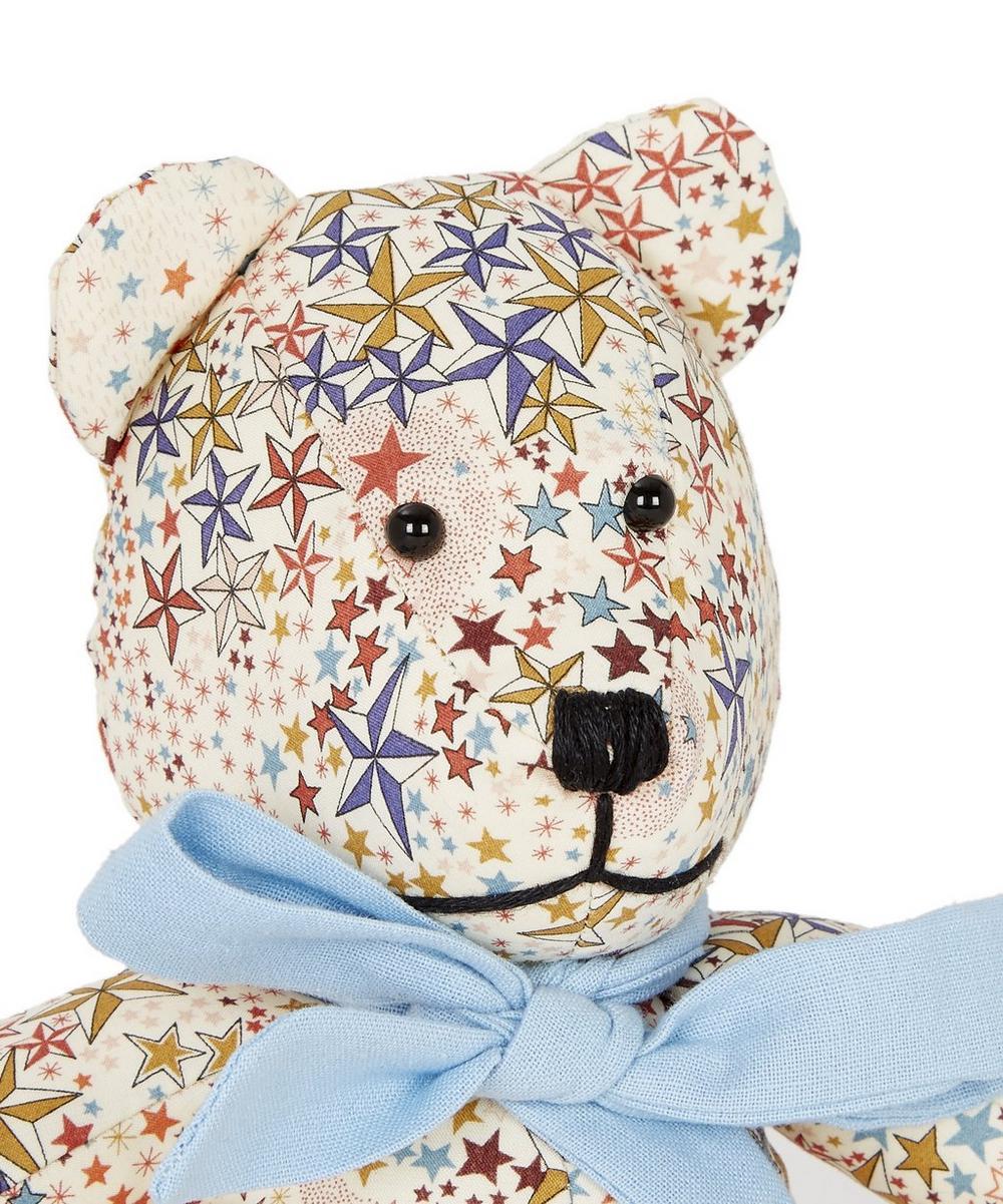 Small Adelajda Liberty Print Bear