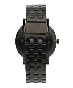 Porter All Black Stainless Steel Watch