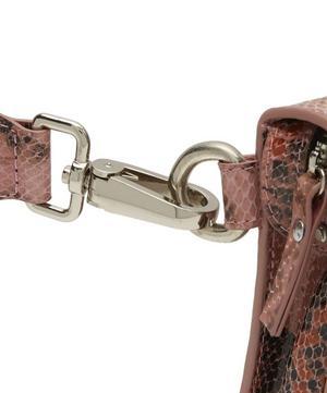 Snake Print Daft Fanny Pack