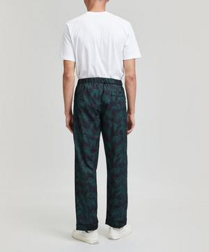 Byron Print Cotton Pyjama Trousers