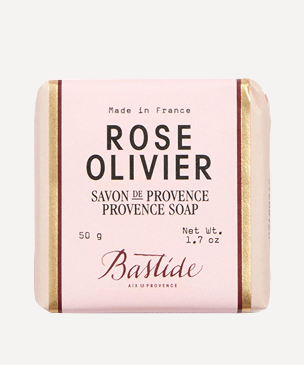 Rose Olivier Solid Soap 50G