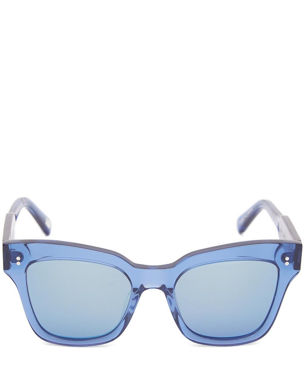 CHIMI 005 Acai Square-Frame Acetate Sunglasses