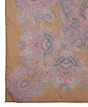 Bombay Silk Paisley Scarf