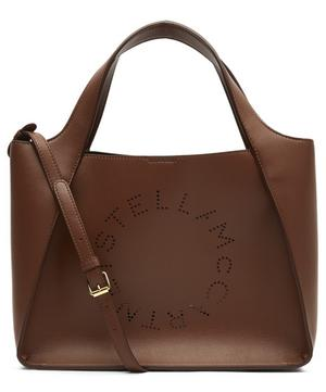 Medium Logo Cross-Body Tote Bag