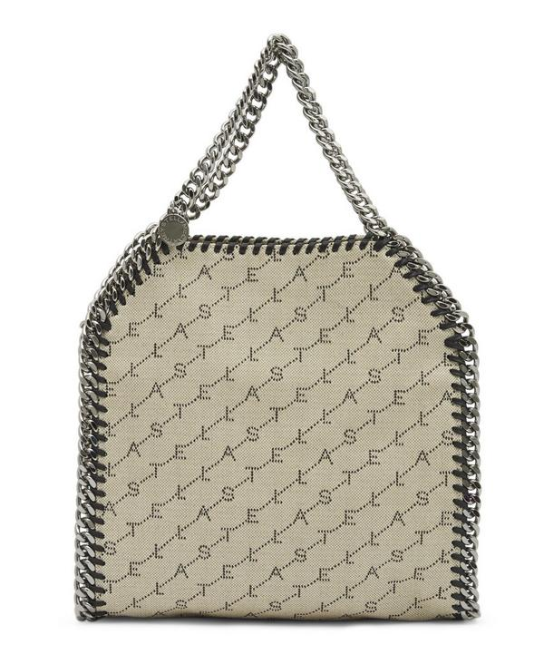 Mini Falabella Monogram Canvas Tote Bag