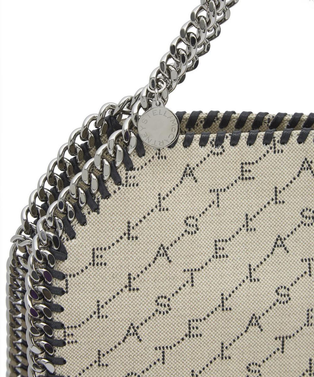 Mini Falabella Monogram Canvas Tote Bag