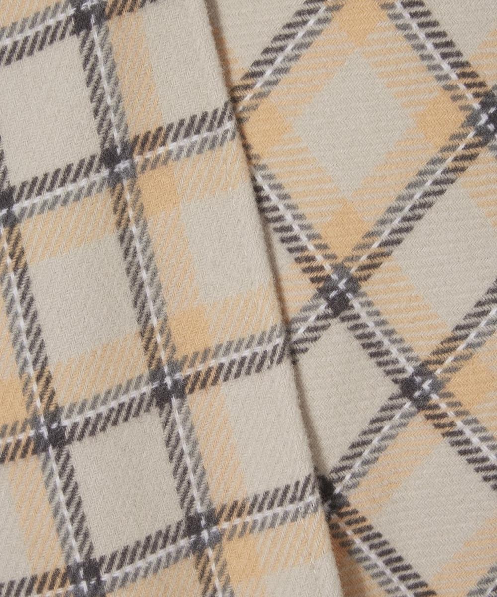 Cassiar Wool Poncho