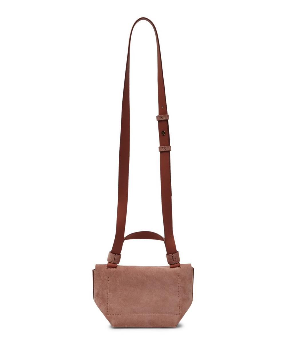 Musubi Milli Suede Cross-Body Bag