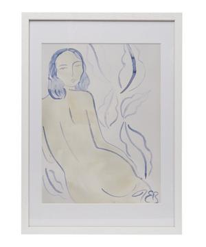Julianna Byrne Midnight II Framed Numbered Print