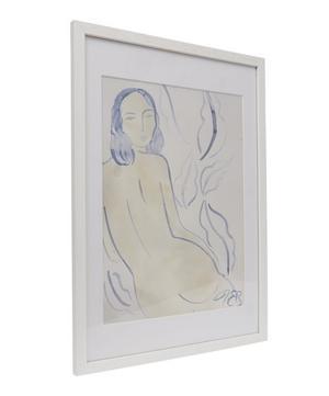 Julianna Byrne Midnight II Framed Numbered Print