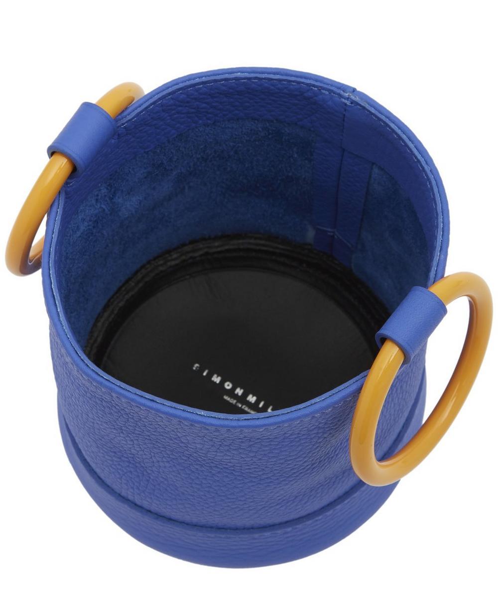 Bonsai 15 Small Leather Bucket Bag