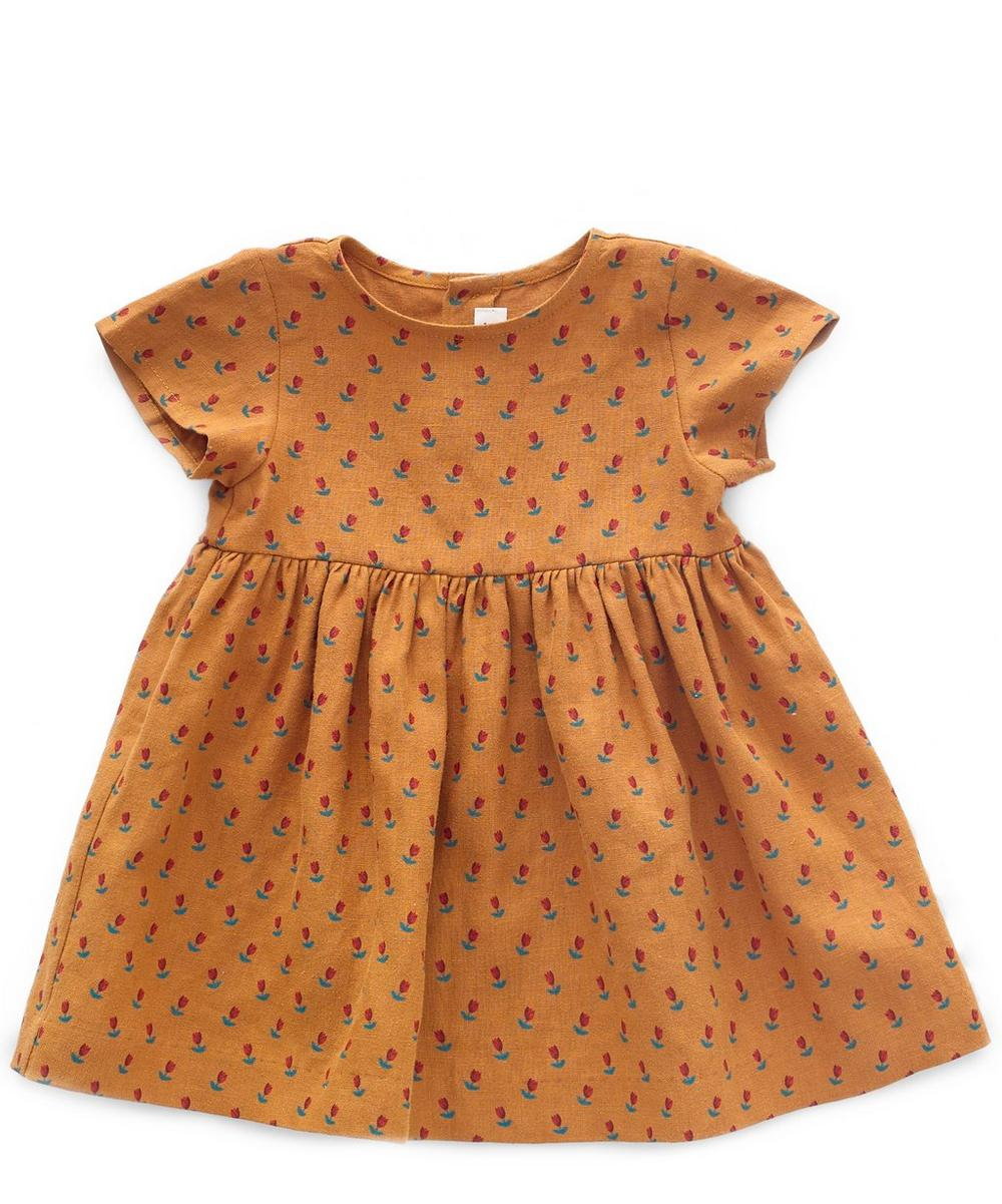 Tulip Print Dress 2-6 Years