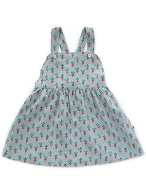 Radish Pinafore Dress 2-6 Years