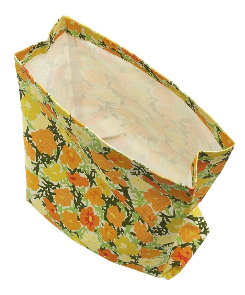 Lunch Bag 30 Large Floral Clutch
