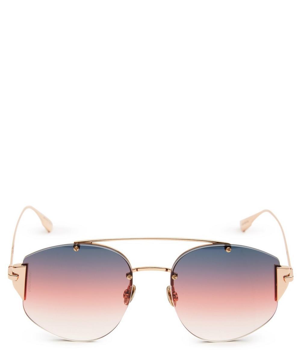 DiorStronger Aviator Sunglasses