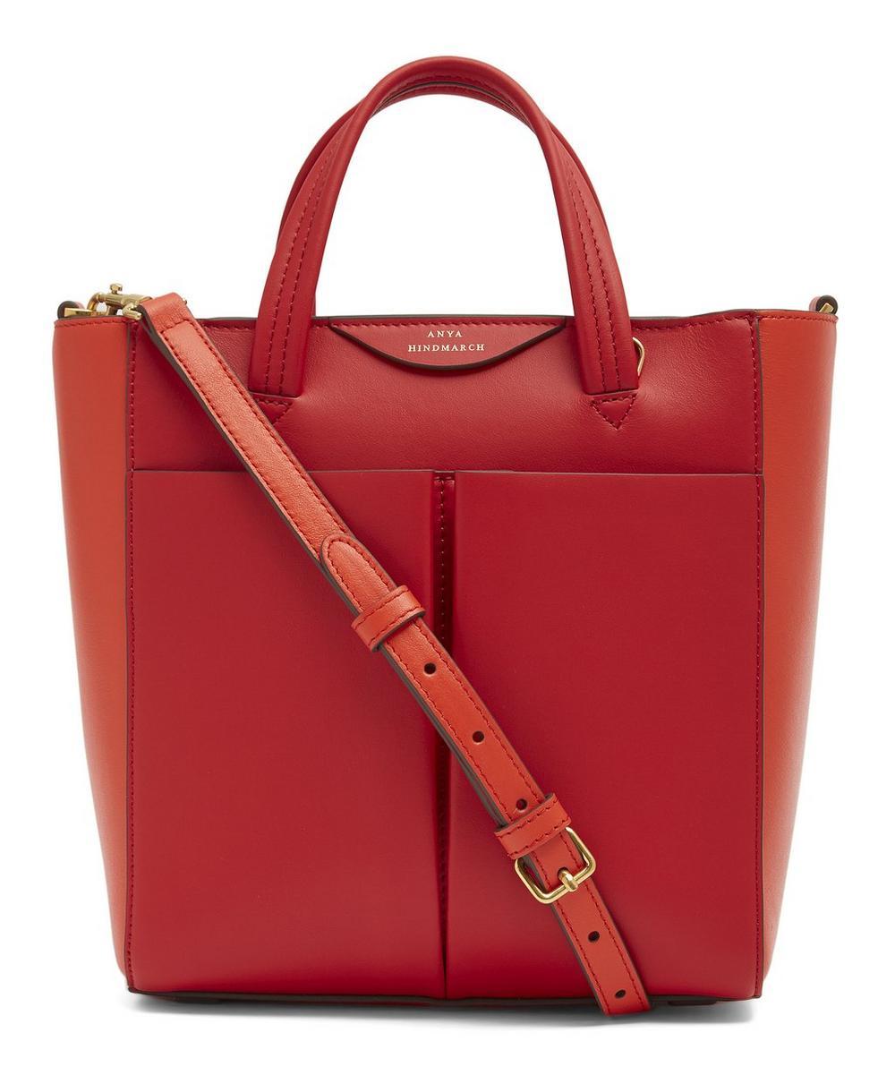 Nevis Mini Cross-Body Tote Bag