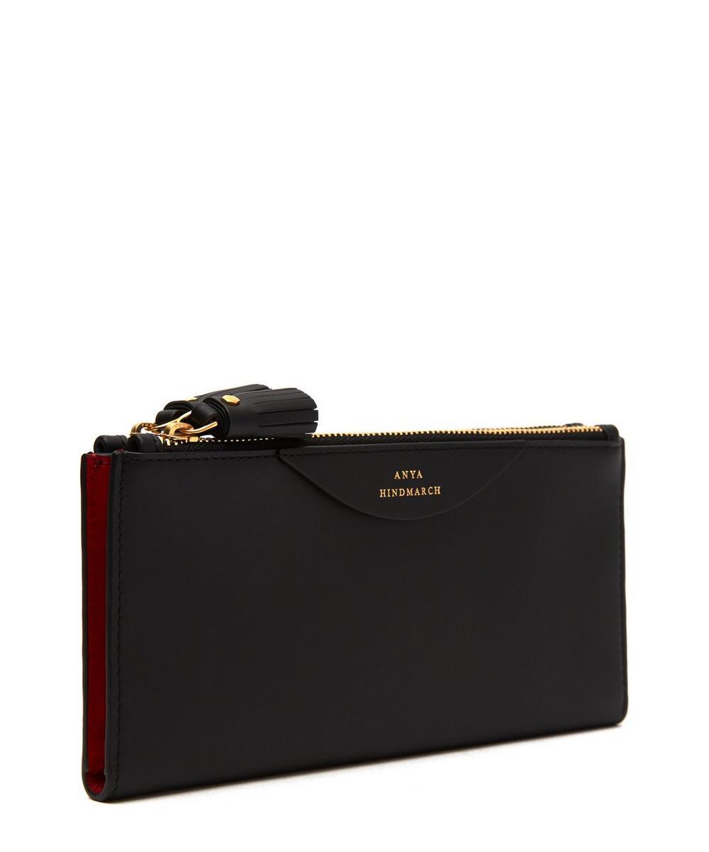 Large Double Zip Wallet