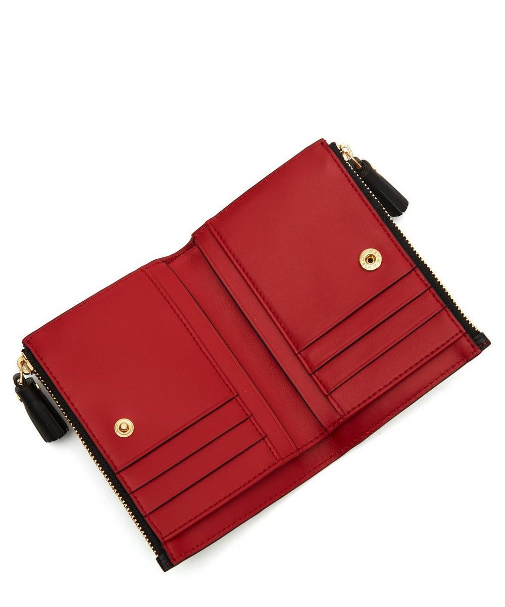 Small Double Zip Wallet