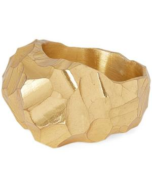 Gold Vermeil Rauk Tall Ring