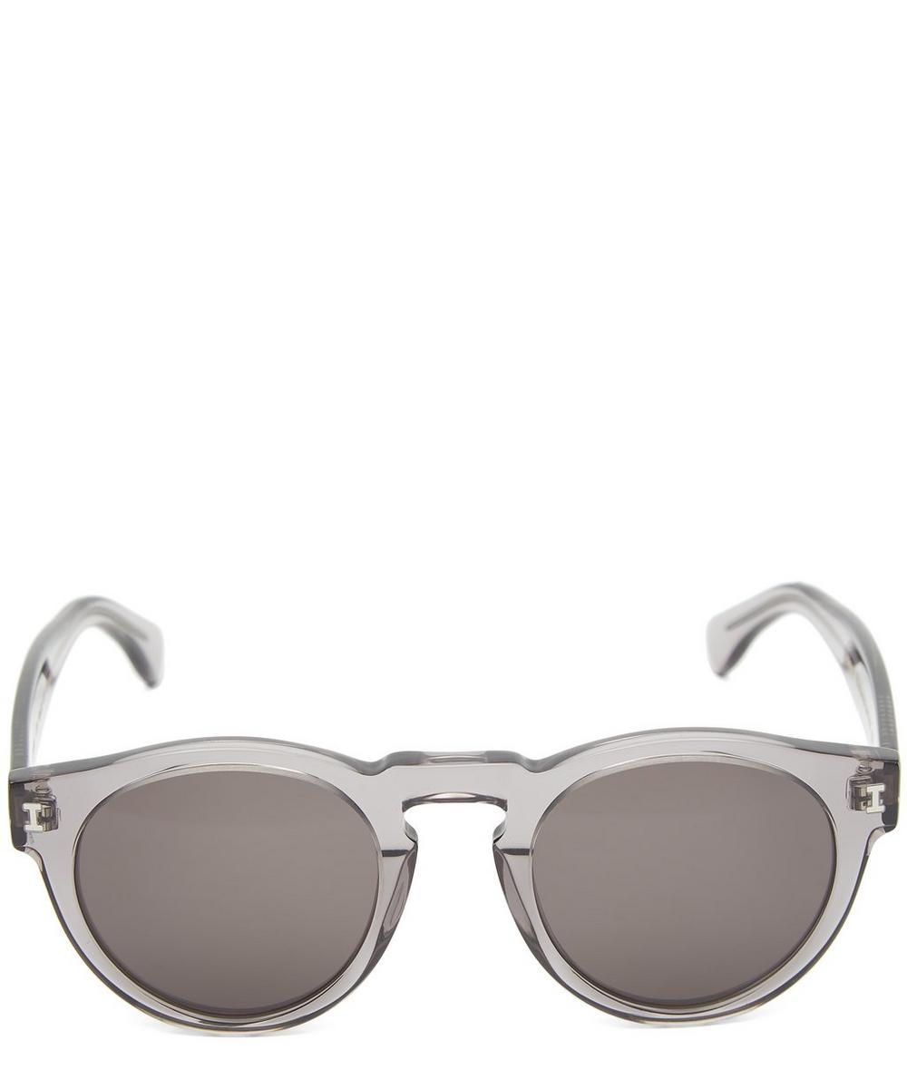Leonard Round Sunglasses