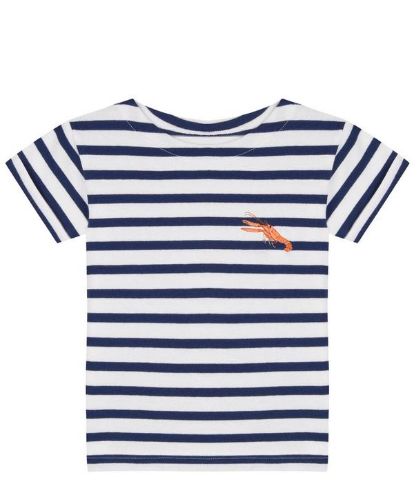 Lobster Short Sleeve T-Shirt 2-8 Years