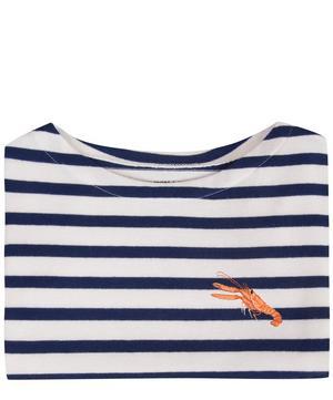 Lobster Short Sleeve T-Shirt 2-8 Years