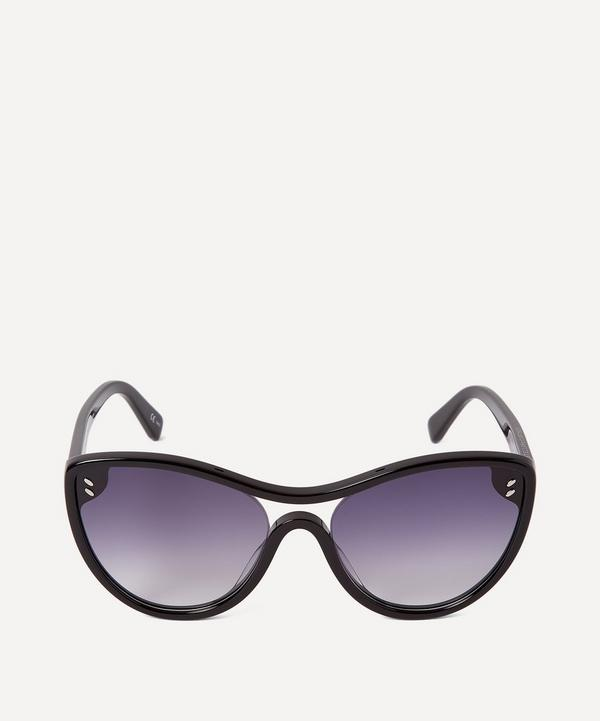 Bio-Acetate Cat-Eye Sunglasses