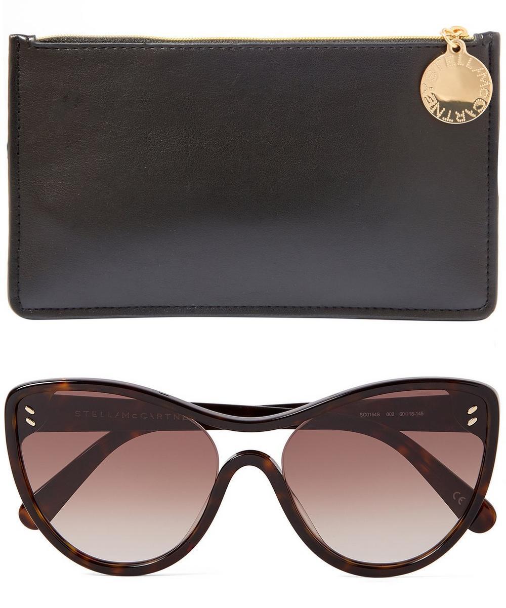Bio-Acetate Cat-Eye Sunglasses