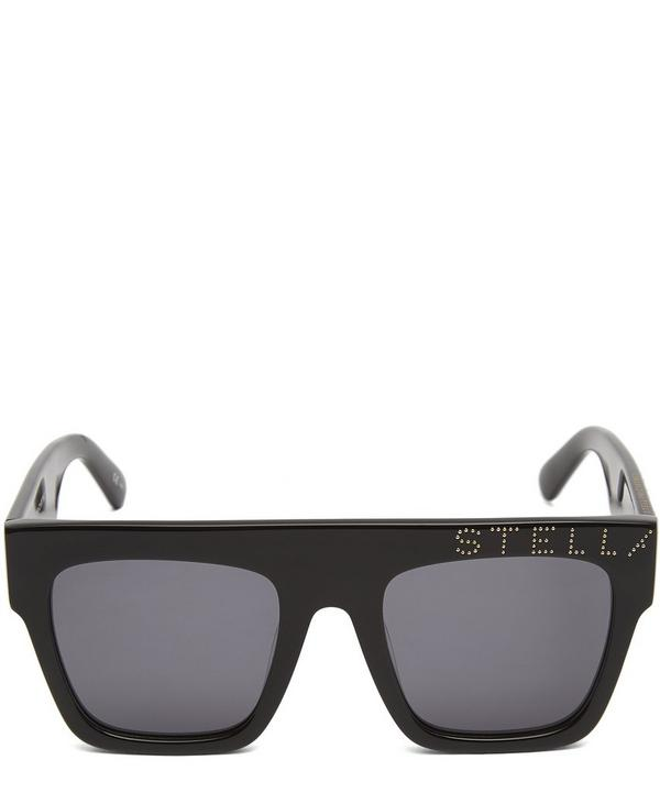 f923cccc11 Bio-Acetate Square Sunglasses ...