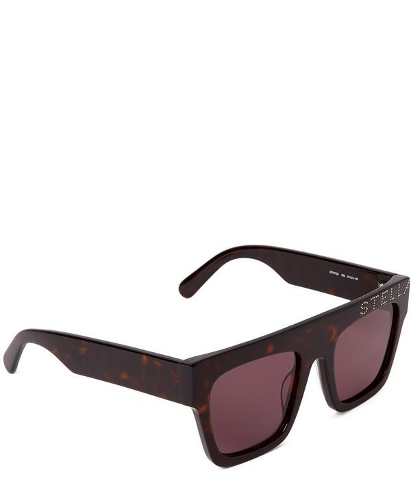 Bio-Acetate Square Sunglasses