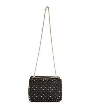 Spike It VLTN Medium Rockstud Shoulder Bag