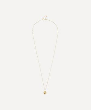 Gold-Plated Ray Necklace