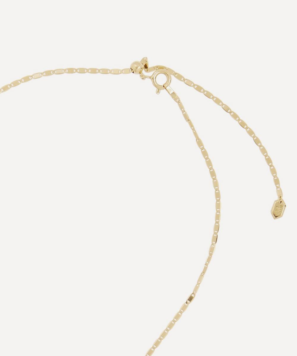 Gold-Plated George Cross Necklace