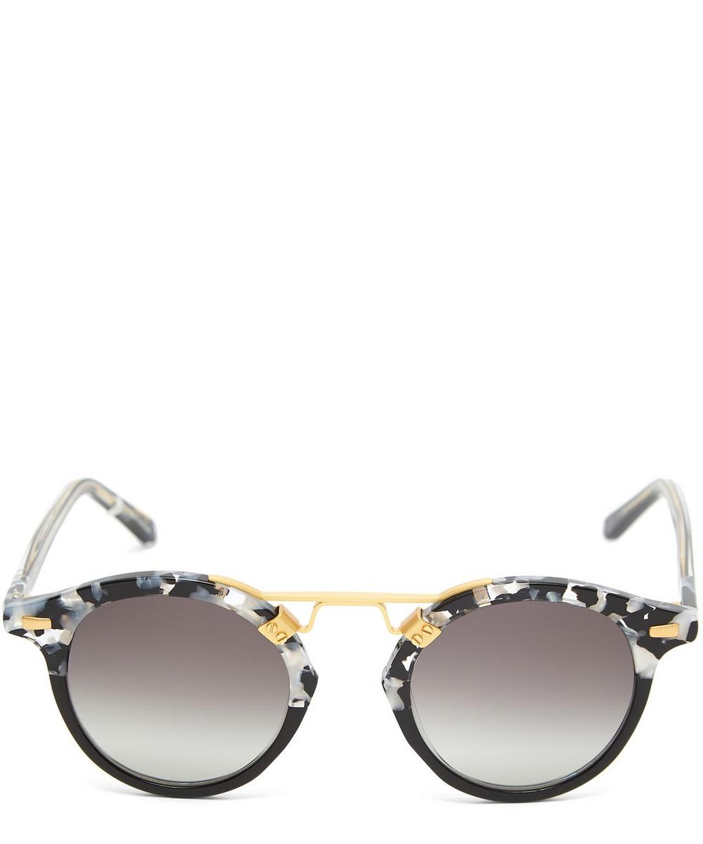 Gold-Plated St Louis Classics Sunglasses