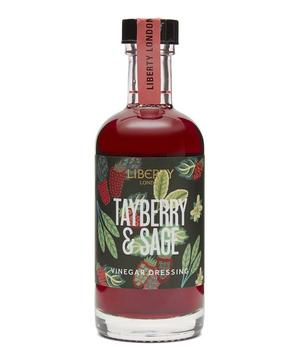 Tayberry & Sage Vinegar Dressing