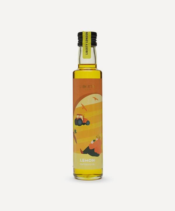 Lemon Infused Rapeseed Oil 250ml