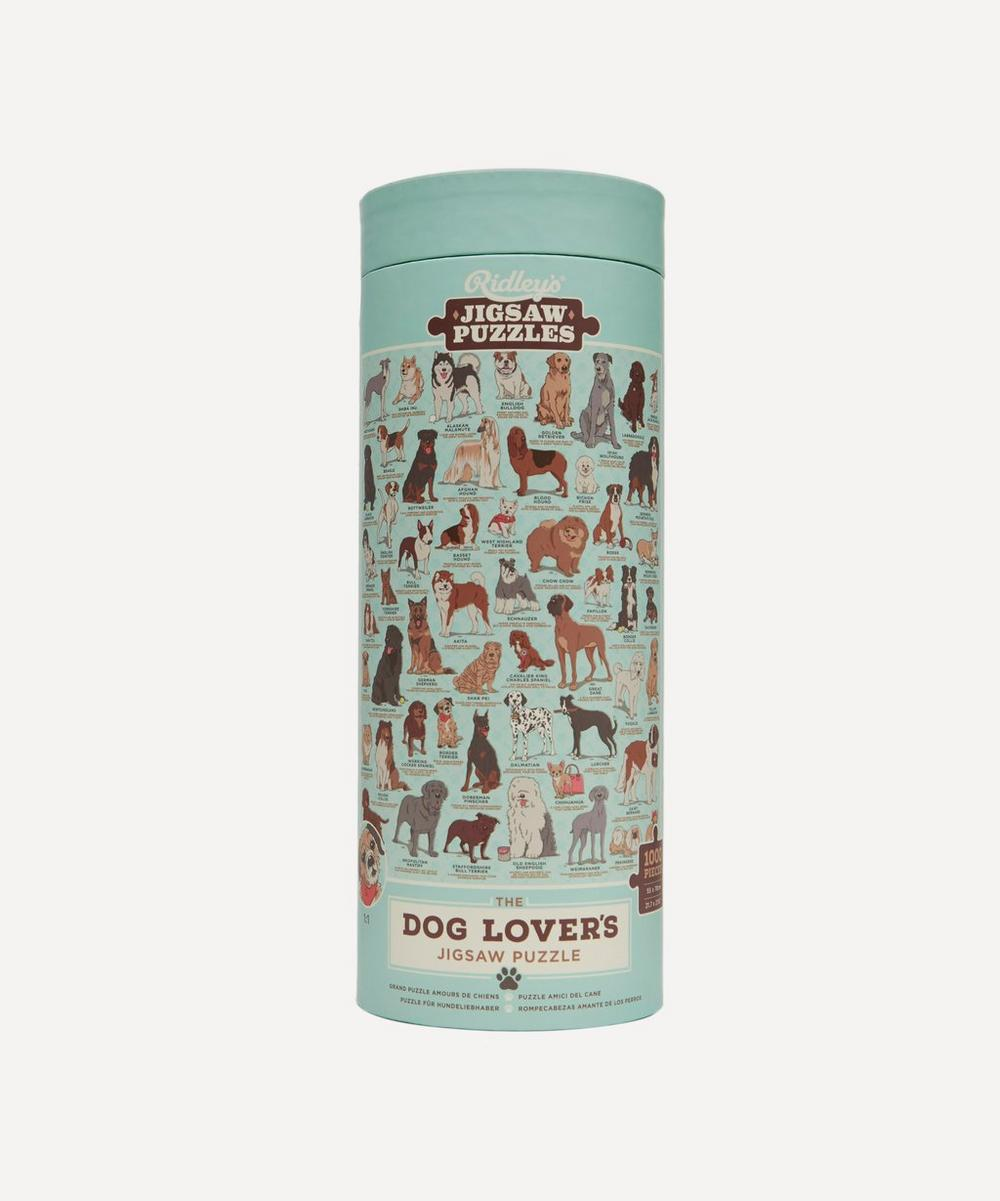 The Dog Lover's 1000 Piece Jigsaw Puzzle