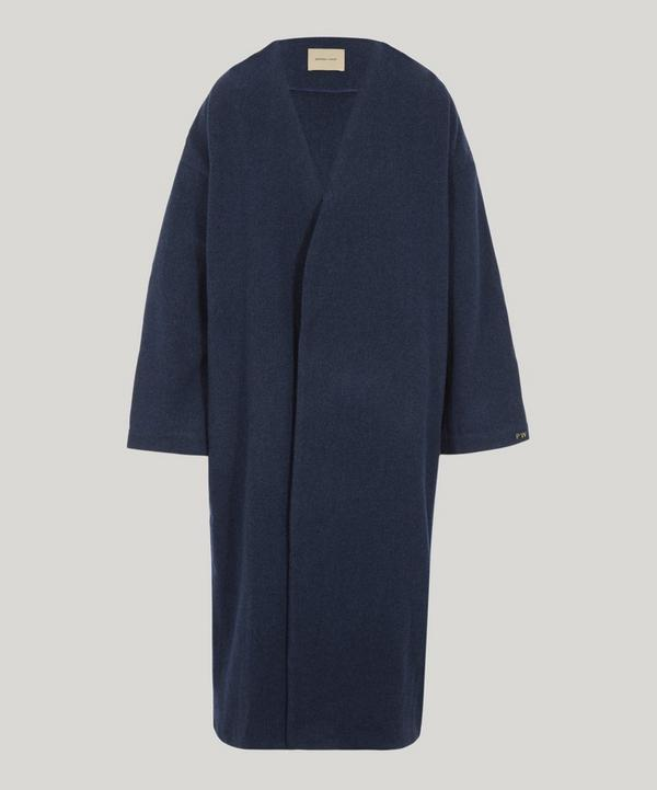 Julieta Oversized Wool Coat
